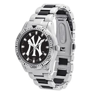 New York Yankees MLB Heavy Hitter Men's Watch