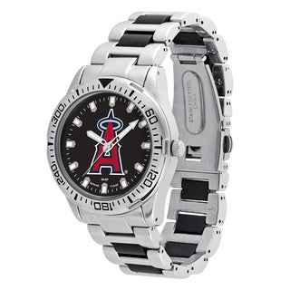 Los Angeles Angels MLB Heavy Hitter Men's Watch