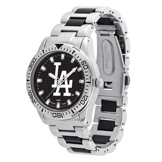 Los Angeles Dodgers MLB Heavy Hitter Men's Watch