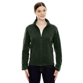 Voyage Women's 630 Forest Green Polyester Fleece Jacket