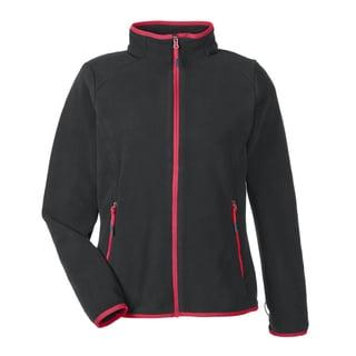 Vector Women's Black/Oly Red 461 Interactive Polartec Fleece Jacket