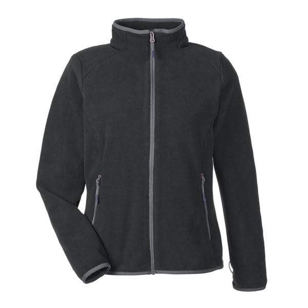 Vector Polartec 200 series Women's Black Carbon Fleece Jacket
