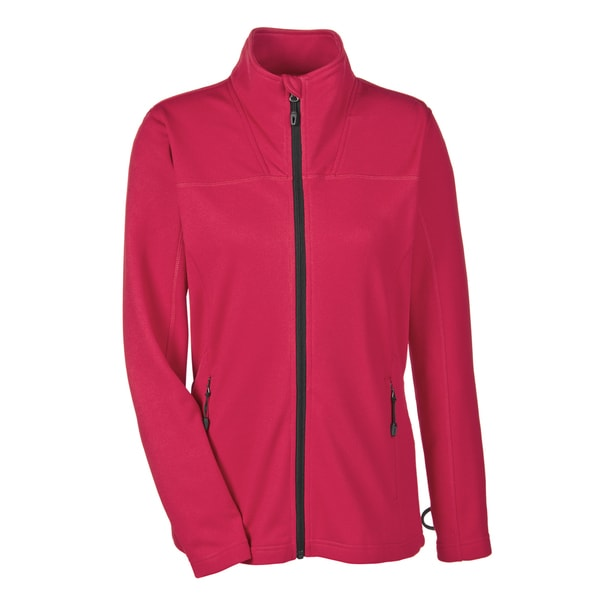 Torrent Women's 850 Classic Red/Black Polyester Interactive Textured Performance Fleece Jacket