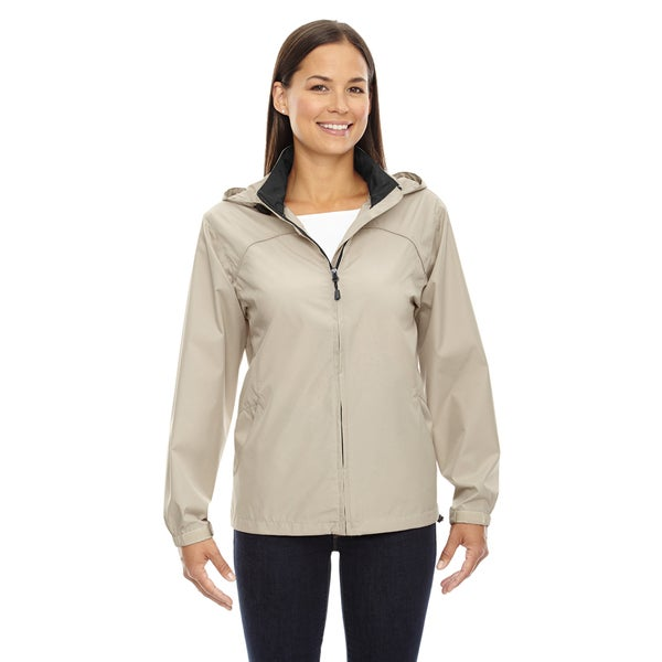 Techno Lite Women's 883 Putty/Black Polyester Jacket