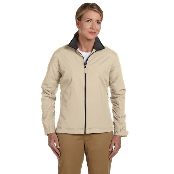 Three-season Women's Stone Nylon Classic Jacket