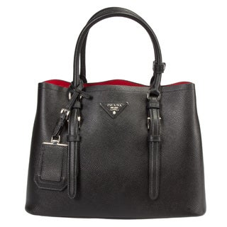 prada double zip bag - Prada Handbags - Overstock.com Shopping - Stylish Designer Bags.