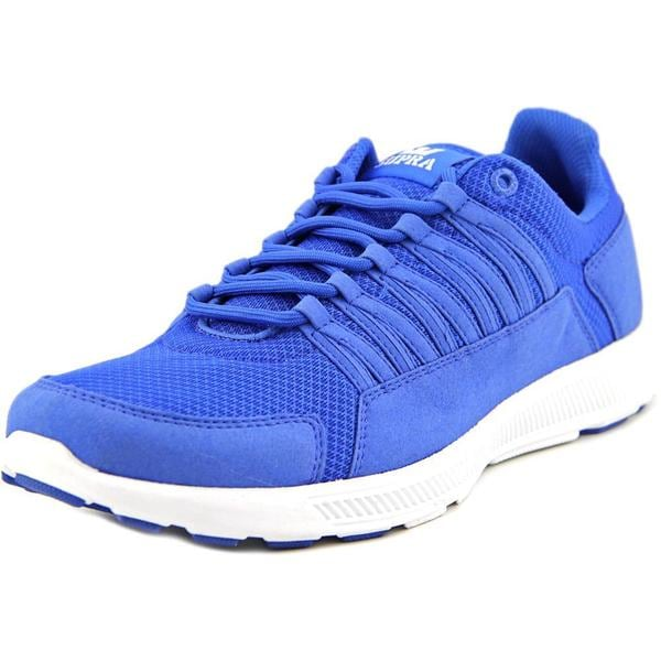 Supra Women's Owen Blue Faux Suede Athletic Shoes