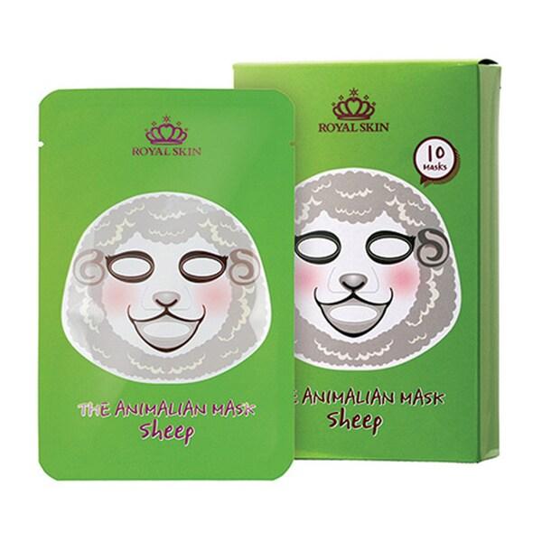 RoyalSkin Sheep Animalian 25g Mask (Pack of 10)