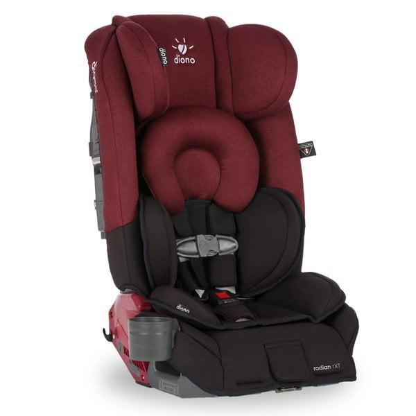 Diono Radian RXT Convertible Black/ Scarlet Car Seat