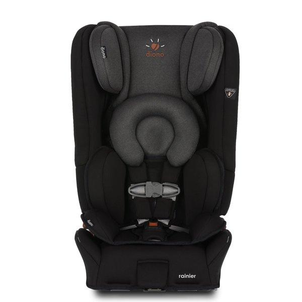 Diono Rainier Black Mist Convertible Car Seat