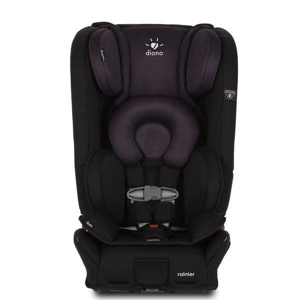 Diono Rainier Black Plum Convertible Car Seat