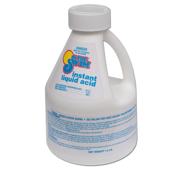 In The Swim Instant Liquid Acid for Swimming Pools