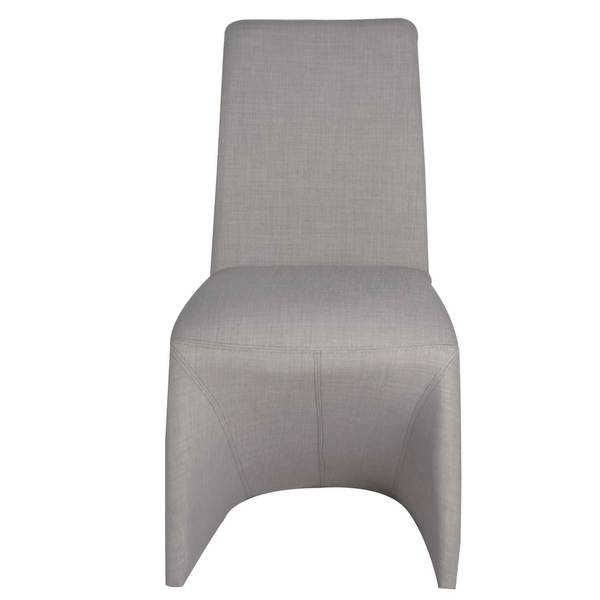 Erica Stone Grey Dining Chair (Set of 2)