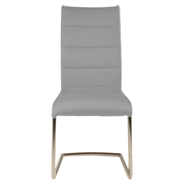 Nardo Ash Grey Dining Chair (Set of 2)