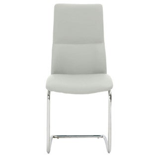 Charlotte Cinder Grey Dining Chair (Set of 2)