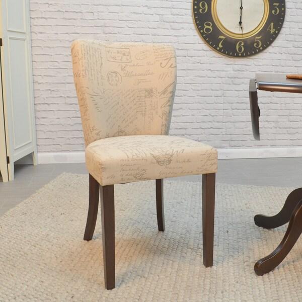 Elodie Parisian Parsons Chair
