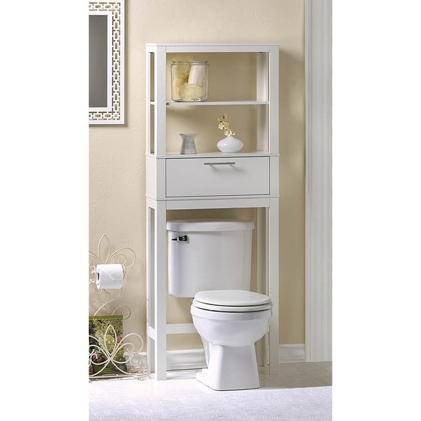 Hayes Bathroom Display Shelves