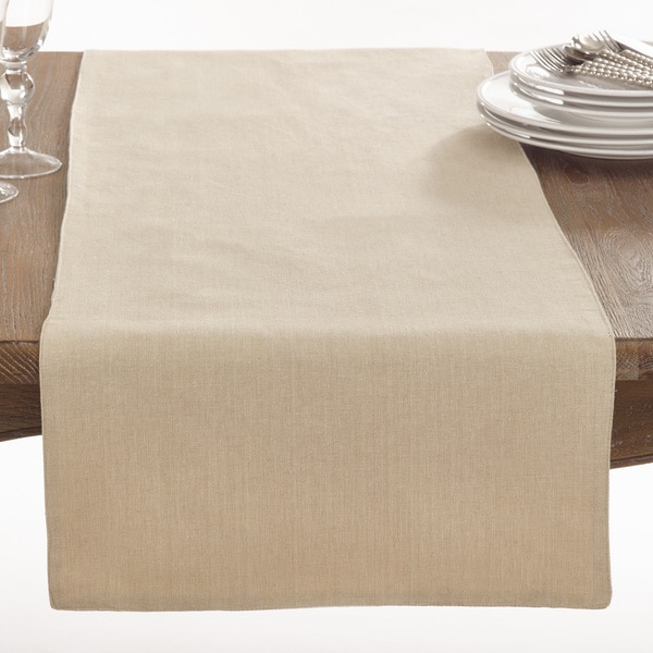 Brigitte Collection Classic Design Cotton Table Runner