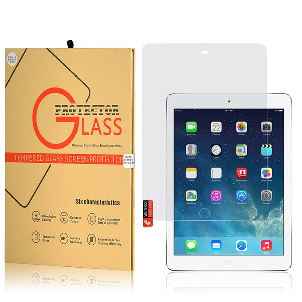 Apple iPad Mini 4 Vision Armor Blue Light Filter Tempered Glass Screen Protector