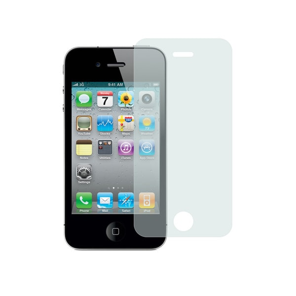Tempered Glass iPhone 4/4S Screen Protector