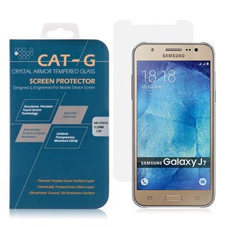 Samsung Galaxy J7(2016) / J710M Tempered Glass 0.33-millimeter Shatterproof Screen Protector