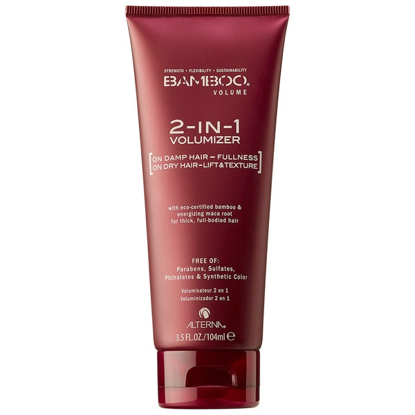 Alterna Bamboo 3.5-ounce 2-in-1 Volumizer