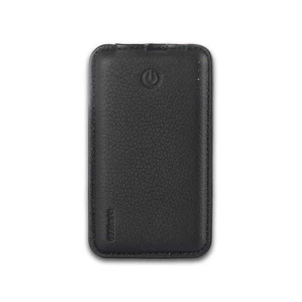 6000 Mah Luxury Black Plastic Prestige Universal Mobile Power Bank