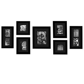 Gallery Perfect Black Wood 7-piece Portrait Kit
