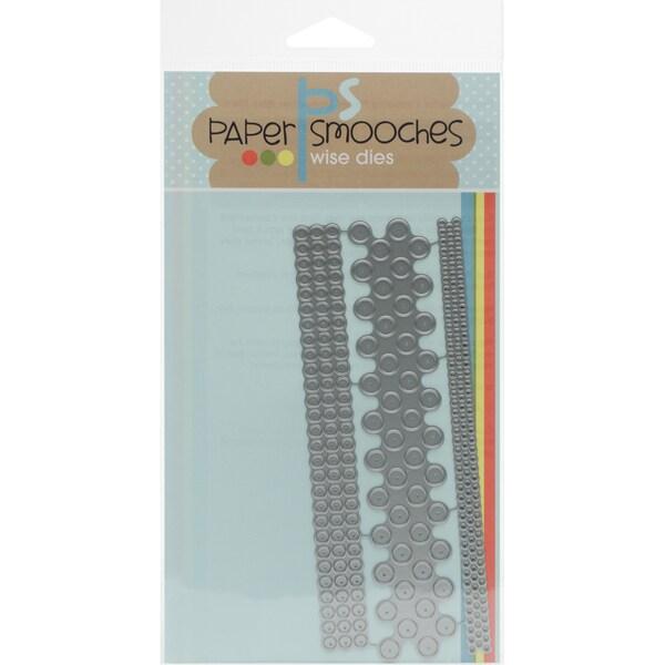 Paper Smooches Die Polka Dot Border