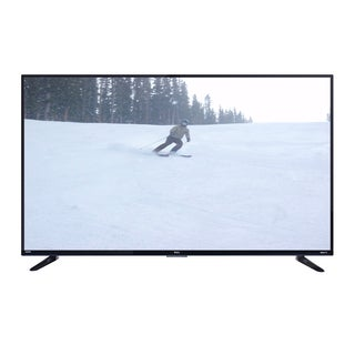 TCL Refurbished 55-inch 1080P 120Hz Smart Roku LED HDTV with Wifi