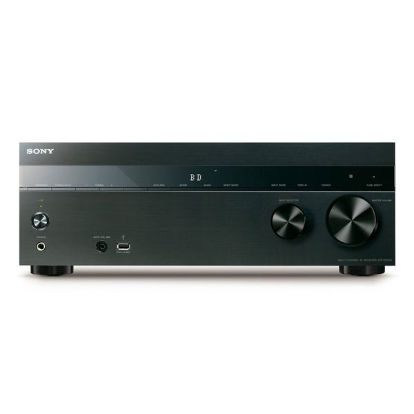 Sony STR-DH550 Refurbished 5.2-channel 4K Black AV Receiver