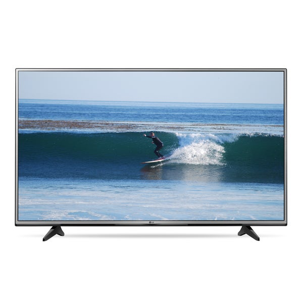 LG 55UH615A Refurbished 55-inch 4K Ultra HD HDR Smart LED Wi-Fi Black TV