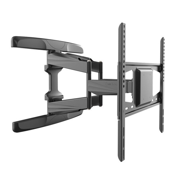 MegaMounts Full-motion Double-articulating Wall Mount for 26 to 55-inch Displays