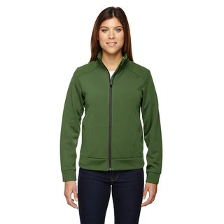 Evoke Women's Fern Bonded Fleece Jacket