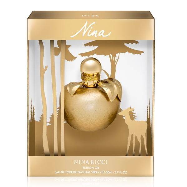 Nina Ricci Nini Edition OR Women's 2.7-ounce Eau de Toilette Spray