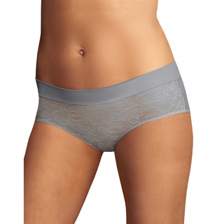 Smooth Women's Morning Fog Cotton Luxe Hipster