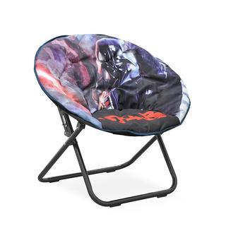 Star Wars Adult Size 29.5-inch Darth Vader Saucer Chair