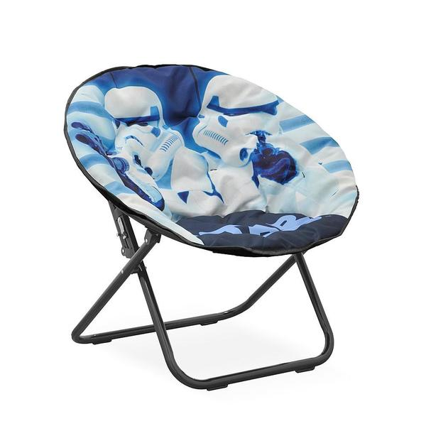 Star Wars Storm Troopers Adult Size 29.5-inch Saucer Chair