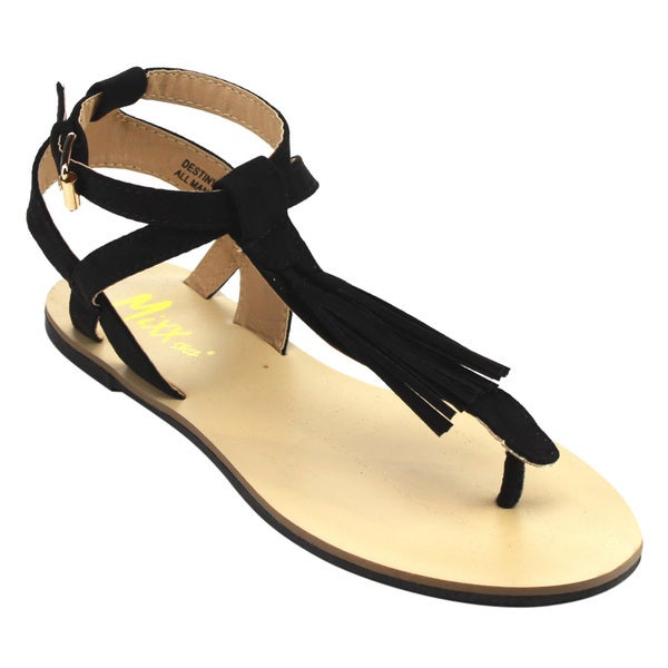 Mixx Shuz Women's Ankle Sandals