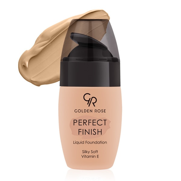 Golden Rose Perfect Finish Liquid Foundation