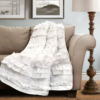 Lush Decor Belle Throw