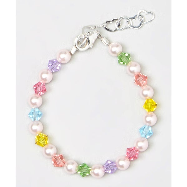 Multi Color Birthday Girl Bracelet