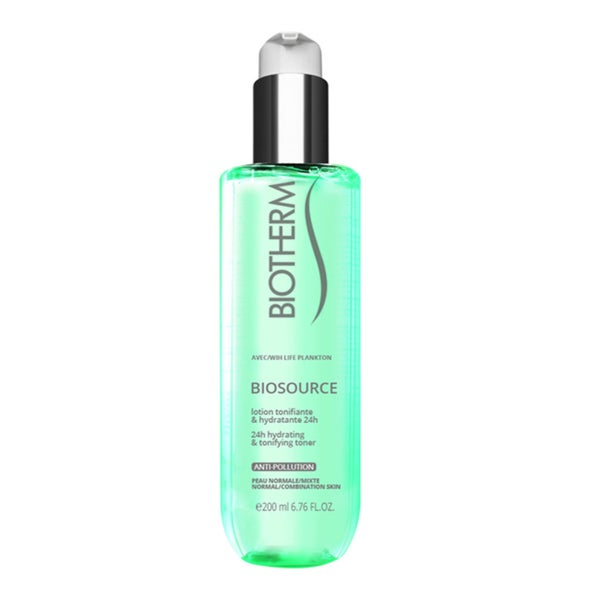 Biotherm Biosource 24h Hydrating & Tonifying 6.76-ounce Toner for Normal / Combination Skin