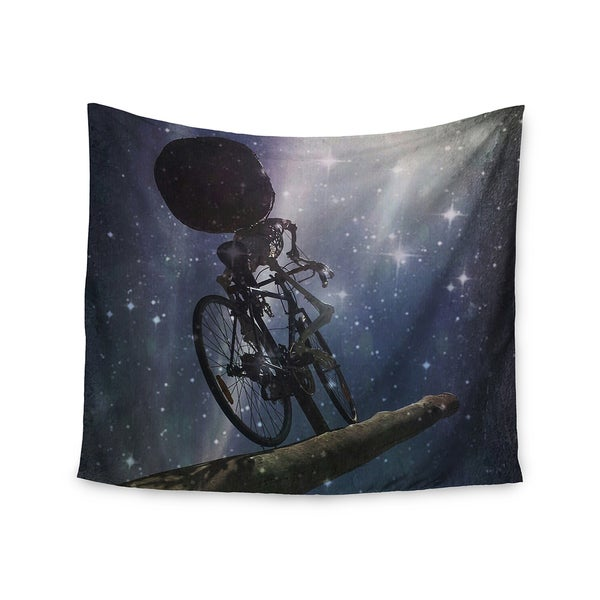 Kess InHouse alyZen Moonshadow 'No Rest for the Wicked' 51x60-inch Wall Tapestry