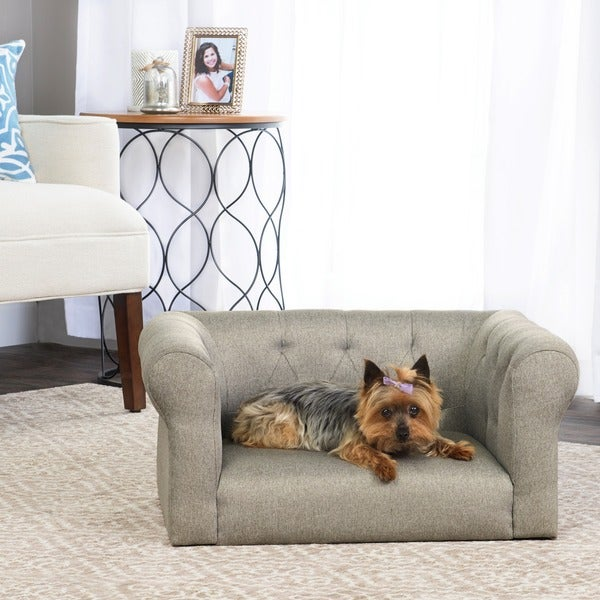 HomePop Dog Bed Mini Sofa