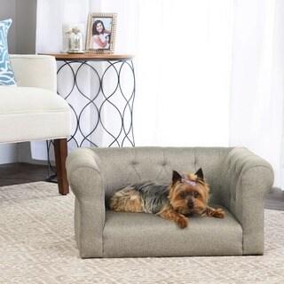 HomePop Dog Bed Mini Sofa