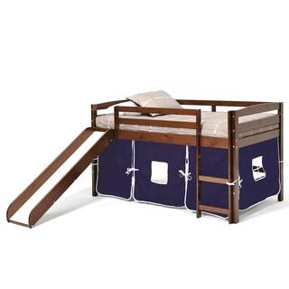 Woodcrest Pine Ridge Blue Tent and Slide Bunk Bed