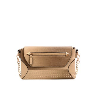 Mellow World Raina Studded Clutch