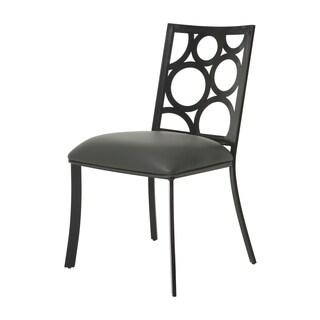 Villa Metro Steel Framed Side Chair