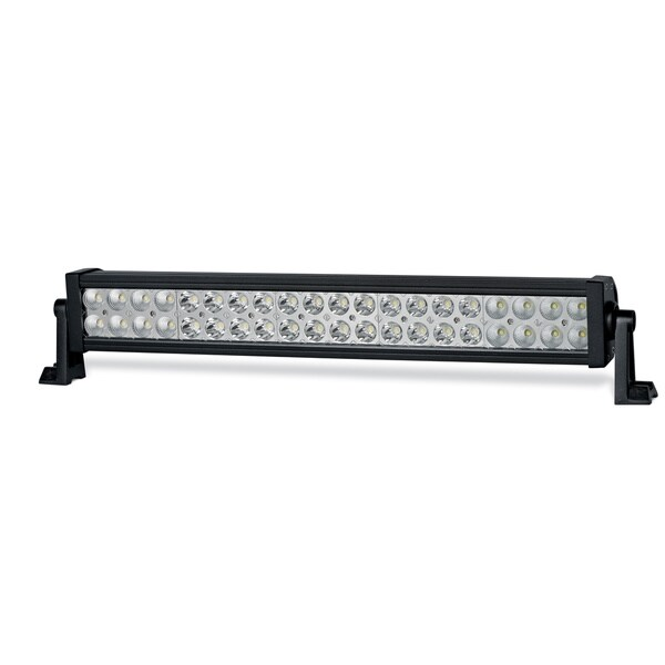 120W Dual Row Side Mount Light Bar